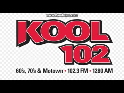 "KQLL ""Kool 102"" Station ID February 9, 2017 10:59pm"