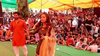 Somvir Kathurwal और Ruchika Jangid की लाइव परफॉर्मेंस देख कर झूम उठे लोग ! Must Watch