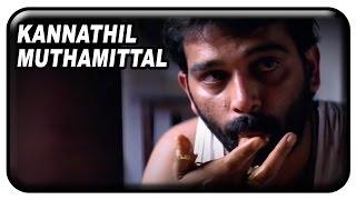 Kannathil muthamittal tamil movie scenes | jd chakravarthy aspires peace | mani ratnam | ar rahman