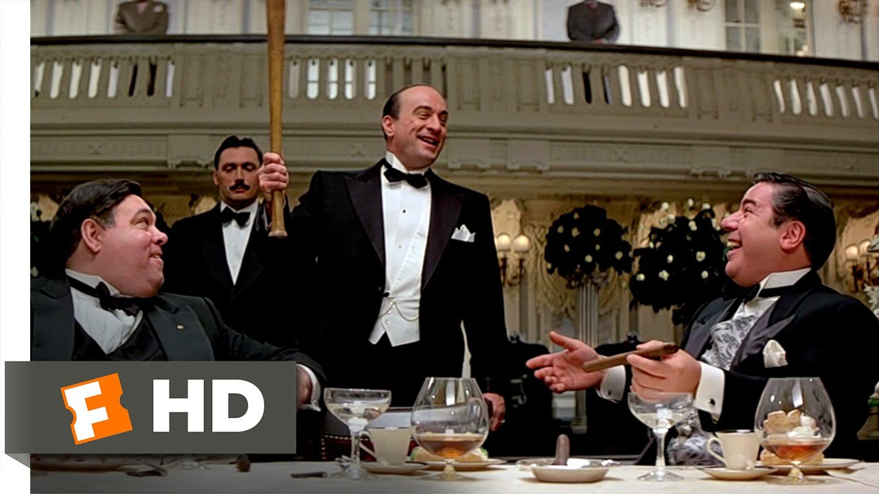 al capone speech untouchables No one could stop him until eliot ness swore he'd bring him down cast data  review videos the untouchables picture robert de niro plays al capone.
