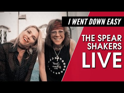 I Went Down Easy - The Spear Shakers LIVE at The Greenwich  10 20 2018