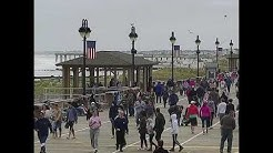 Crowds hit New Jersey boardwalk as nation cautiously reopens amid COVID-19 | ABC News