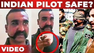 VIDEO: Captured Army Commander ABHINANDAN Treated Well by Pakistan Army?