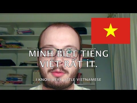 Let's Learn Vietnamese #3 - Language, Nationality