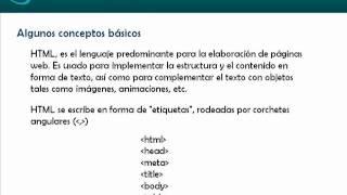 Lección 2: Curso Gratuito de Desarrollo web - HTML Básico