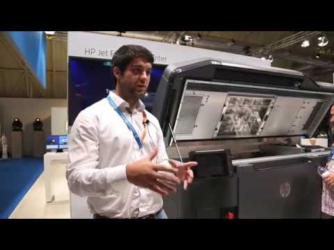 Interview with Lorenzo Mayol | HP | IN(3D)USTRY 2016