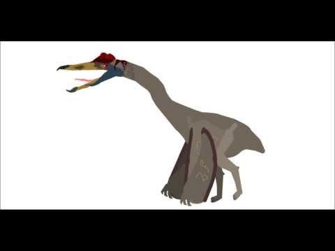 PPBA Pteranodon vs Quetzalcoatlus