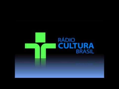 Prefixo - Rádio Cultura Brasil - AM 1200 kHz - São Paulo/SP