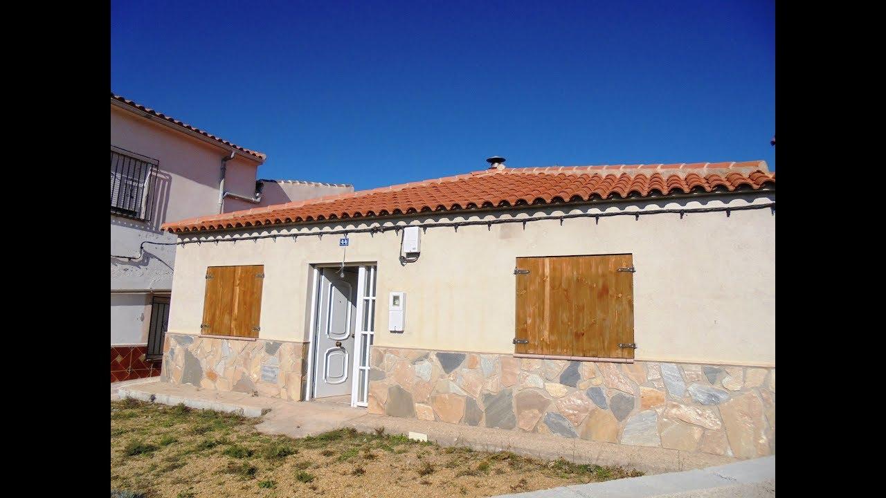 CASAS almeria - Villa Ref: 01970 - YouTube