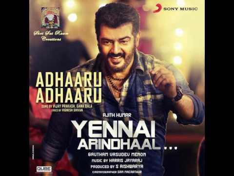 Adhaaru AdhaaruAdhaaru Adhaaru From Yennai Arindhaal by Harris Jayaraj mp3