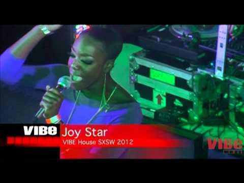 SXSW 2012 BJ the Chicago Kid and Joy Star