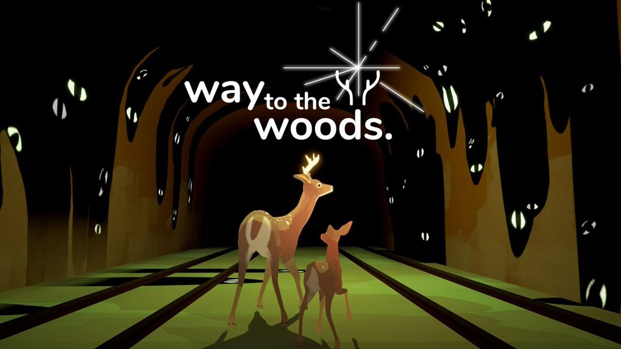 Resultado de imagen para way to the woods