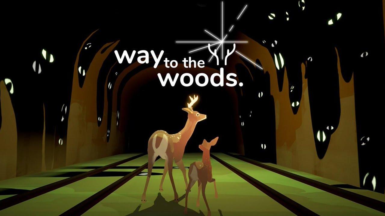 Resultado de imagen para way to the woods
