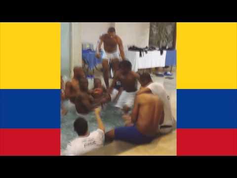 La Tusa!!! Baile Selección Ecuatoriana HD