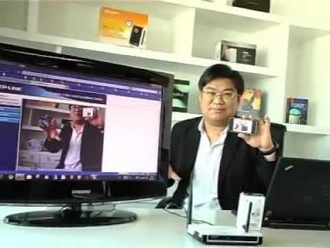 วิธี Set กล้อง IP Camera ให้ดูผ่าน Net ได้ ตอน 2