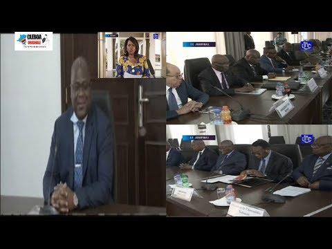 Mibeko Ekweyi ! Félix TSHISEKEDI suspend l'installation des Sénateurs+Poursuites judiciaires