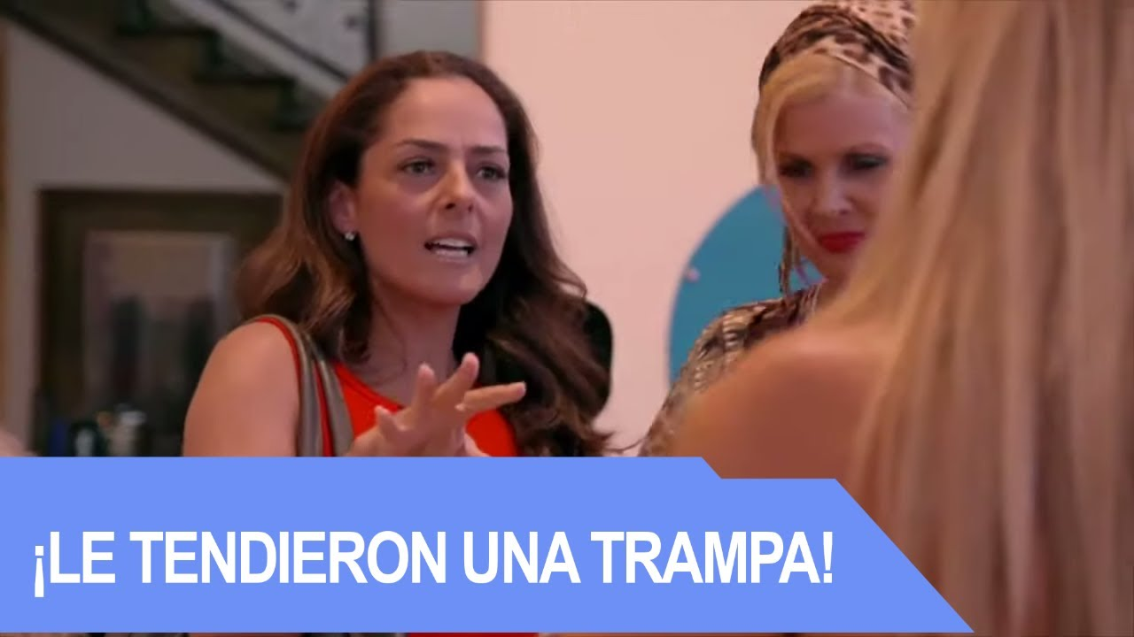 Niurka en tremendo problema con Andrea por Luzelba | Rica Famosa Latina | Temporada 4  Episodio 24