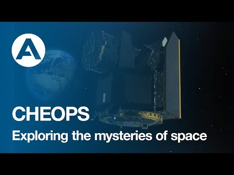 CHEOPS - Exploring the mysteries of space