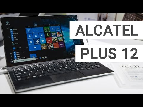 4d6d81f390bc12 Alcatel Plus 12 with LTE Keyboard Hands On   Quick Review