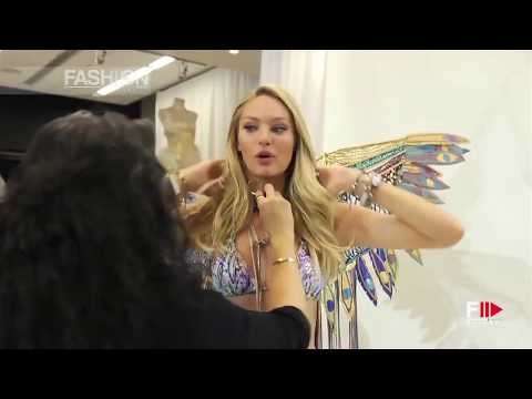 Super Model CANDICE SWANEPOEL 2015 by Fashion Channel