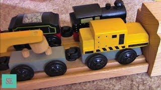 Паровозики Железная дорога Мультики про машинки Trains Railway Cartoon For kids