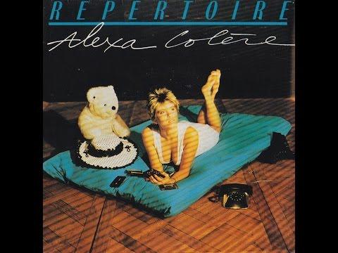 Alexa Colère - Repertoire (Instrumental)