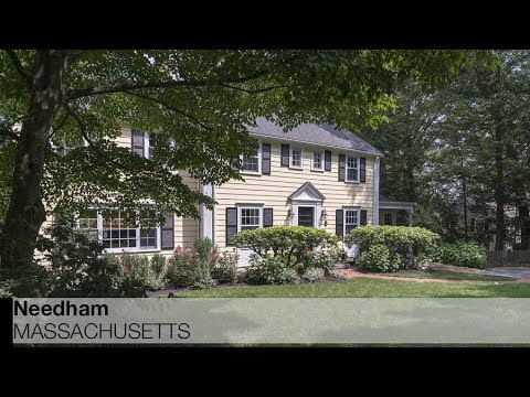 Video of 90 Morningside Road | Needham Massachusetts real estate & homes by Varano Realty Group