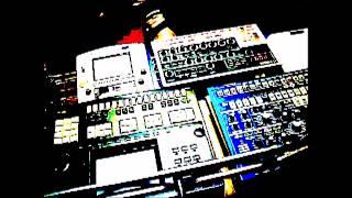 3  mono riff techno v-synth doepfer dx200 electribe ritmics
