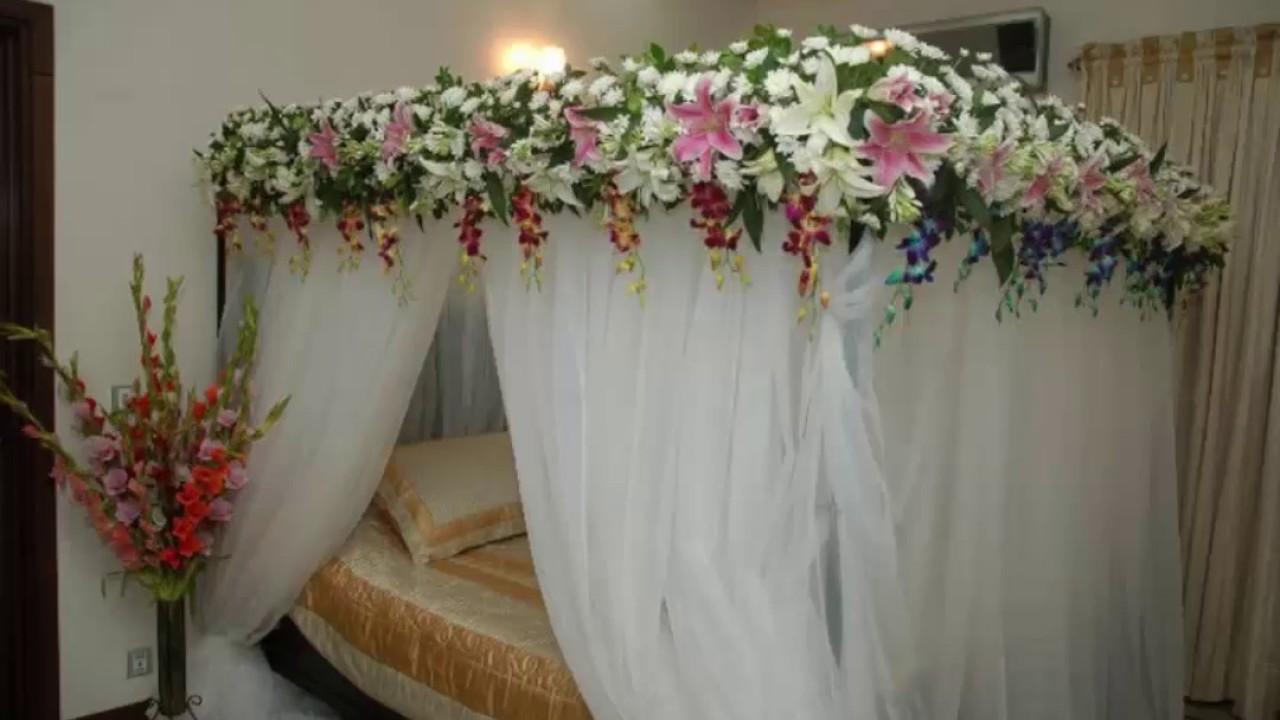 Bridal Bedroom Decoration