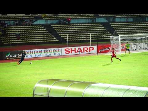 Malaysia Premier League 2014:  Sabah vs PDRM FA