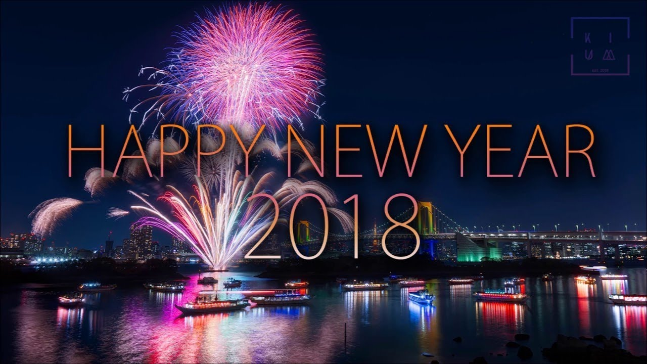Exclusive New Fireworks Miami Beach Year 2018 L Top Music Video