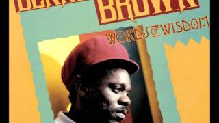DENNIS BROWN - Words of Wisdom (HQ Version)