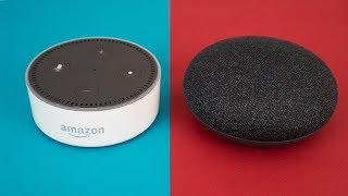Google Assistant vs Amazon Alexa