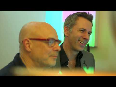 Brian Eno: How to Make A Drum Loop Interesting And Human - BBC Click