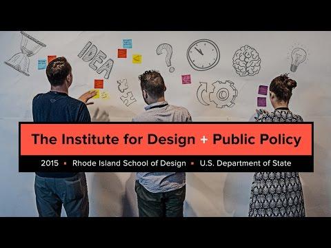 Institute for Design & Public Policy @ RISD