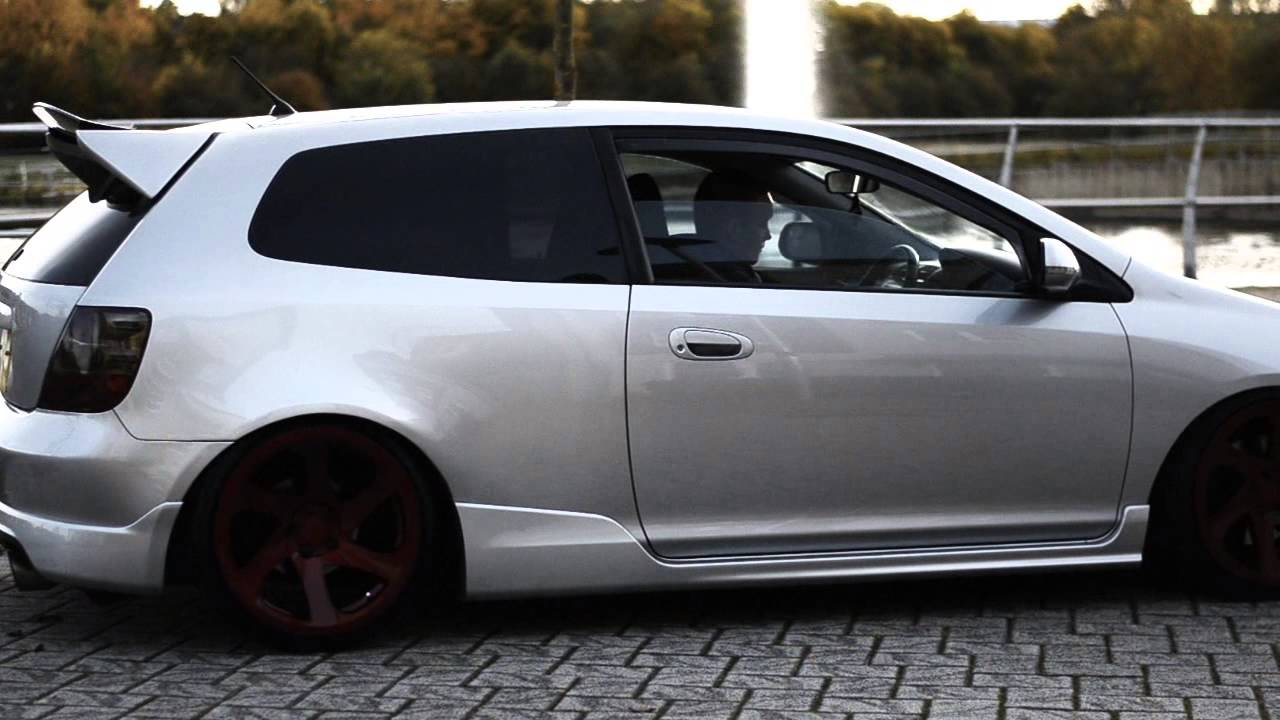 honda civic ep3 type r stanced promo video youtube. Black Bedroom Furniture Sets. Home Design Ideas