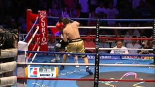 CASTANO vs. DEREVYANCHENKO - Quarter Finals - Leg 1 - WSB Season 3