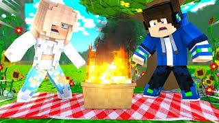 HOW MY DATE WAS RUINED! Fame High EP9 (Minecraft Roleplay)
