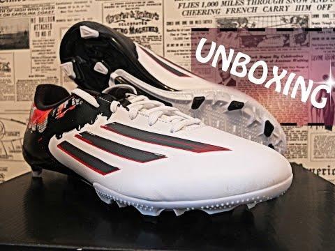 Unboxing: adidas Messi Pibe De Barr10 10.3 FG boots