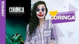 CORINGA e os ELEMENTOS EXPRESSIVOS da atuação de Joaquin Phoenix | #Pipoca