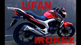 Купил Lifan Irokez 150!!!