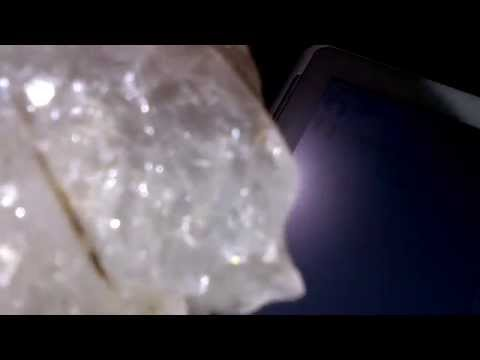 A Big Rough Diamond 3500 Carats In Indonesia