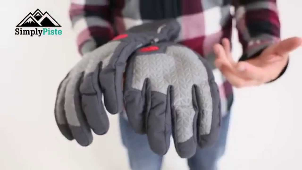 68cf8aa2ad The North Face Womens Montana Glove - Asphalt Grey - www.simplypiste.com -  YouTube