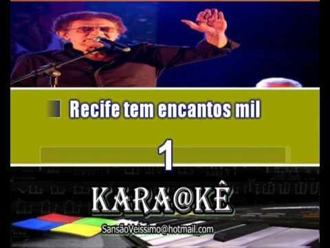 ,Karaokê Riginaldo Rossi- Recife, Minha Cidade