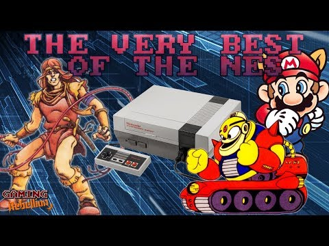 The Very Best of the NES | 17 Contributor Favorites!
