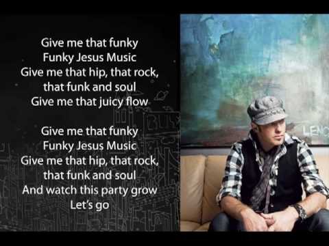 TobyMac: Funky Jesus Music - Official Lyric Video