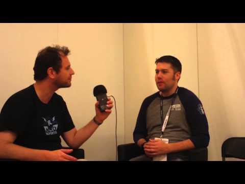 Gamescom 2013 - Chris Lynch Interview [WildStar]