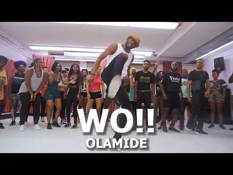 Olamide - Wo!! (Extras) | Meka Oku Choreography