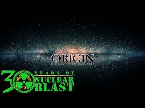 ORIGIN - Cascading Failures, Diminishing Returns (OFFICIAL LYRIC VIDEO)
