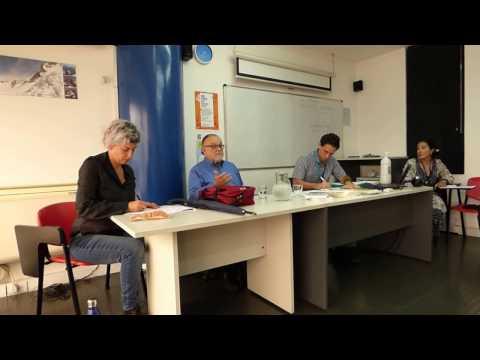 Mempo Giardinelli en IES Abroad Buenos Aires 02/04